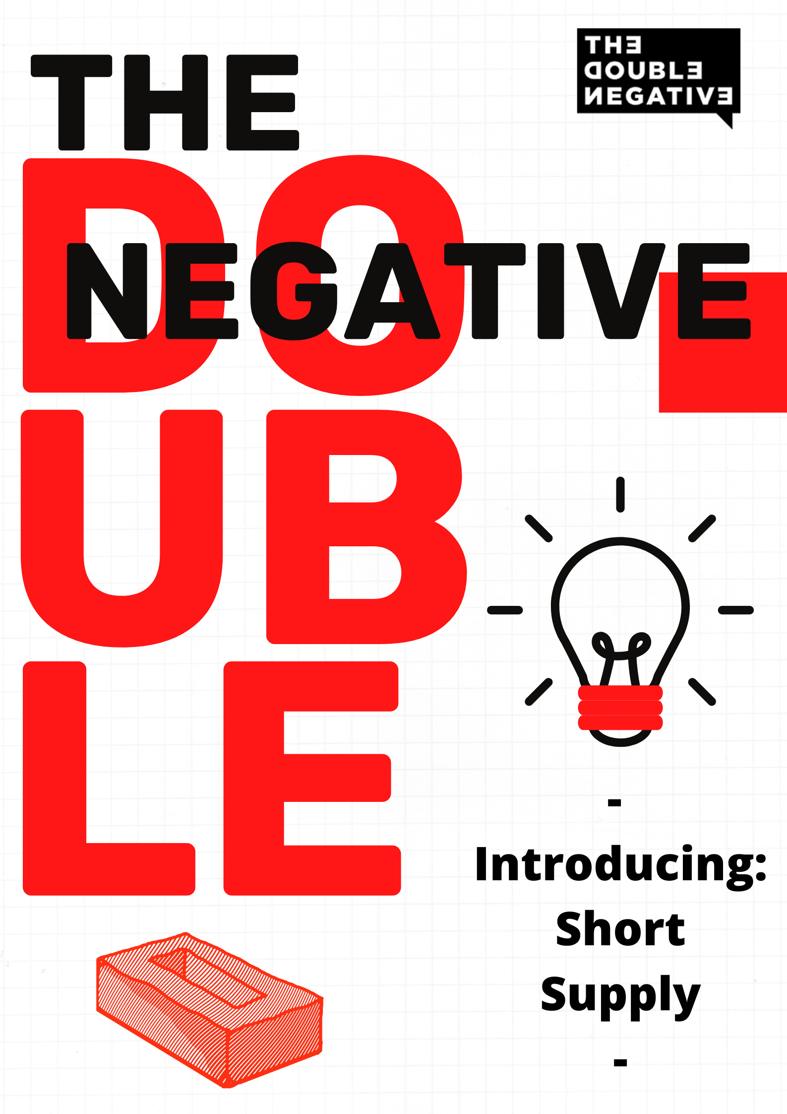 The Double Negative Interview