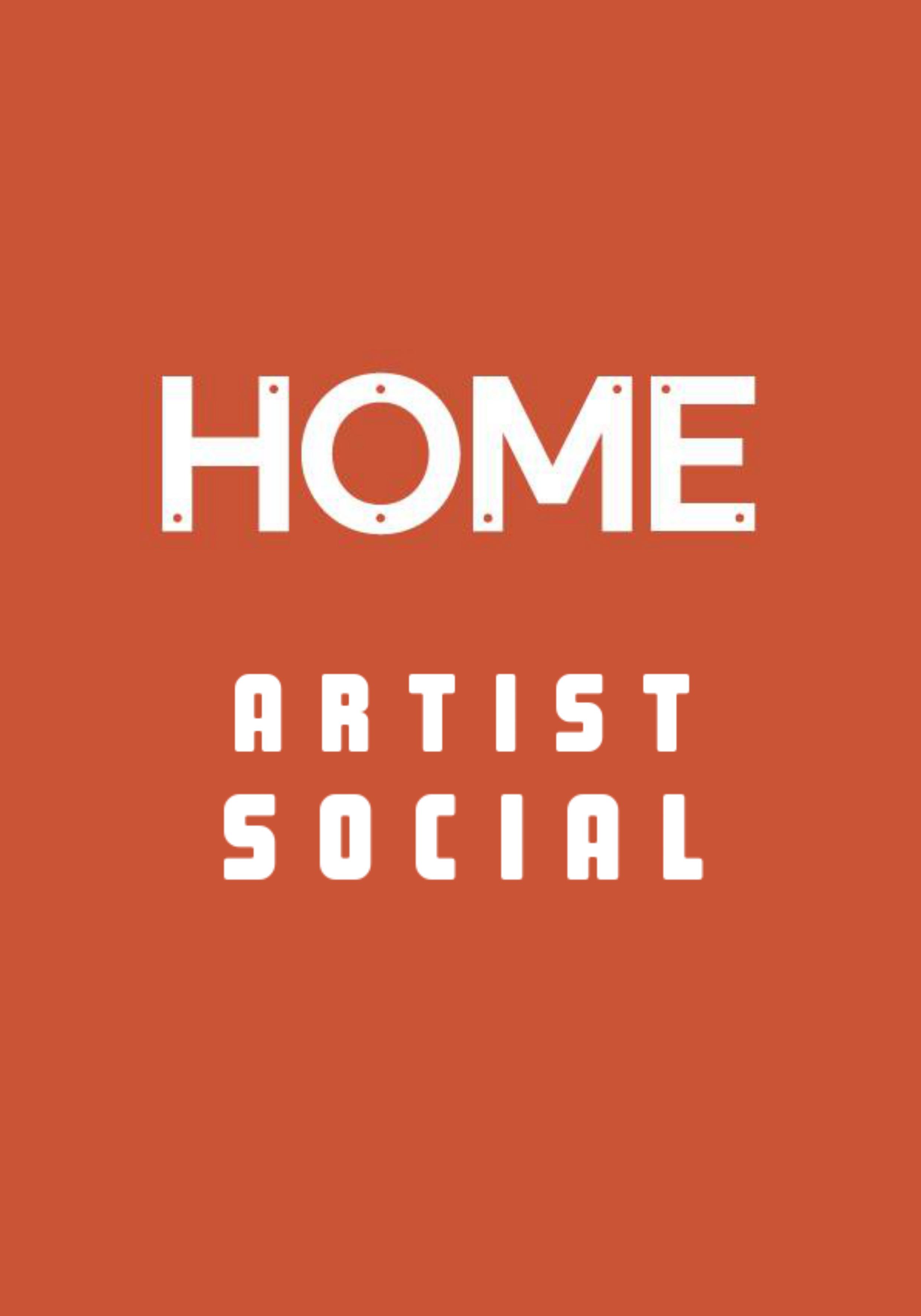 Home Artist Social Event