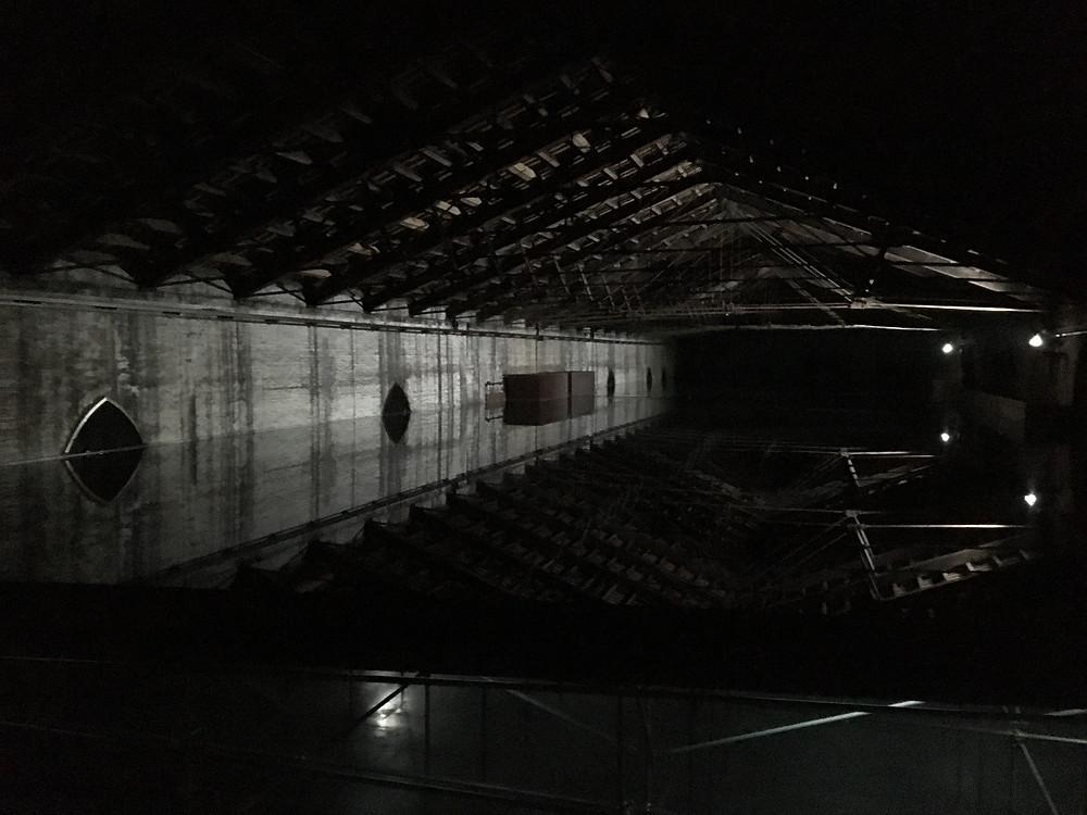Installation by Giorgio Andreotta Calò