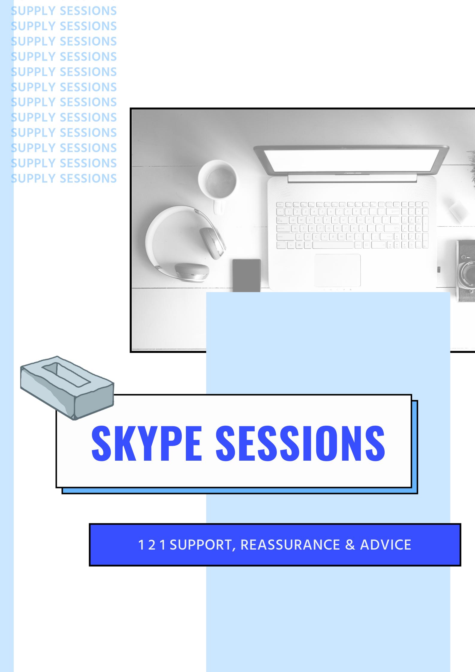 Skype Session Poster