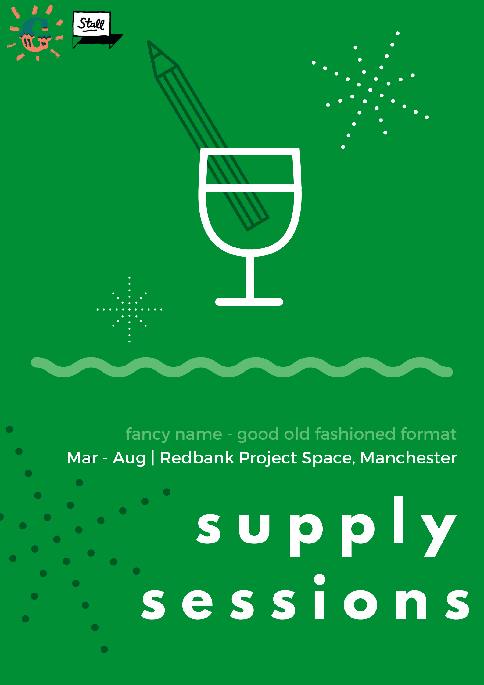Supply Sessions Poster