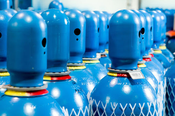 Packaged Gases