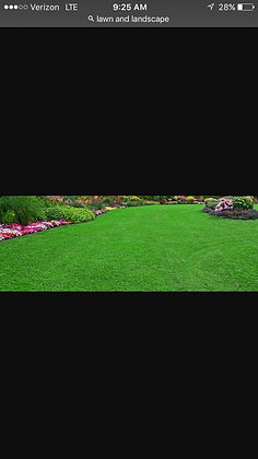 Yearly Lawn Contract