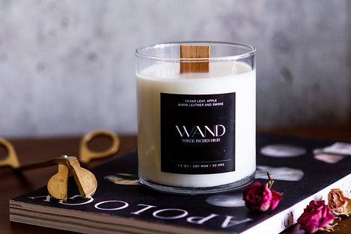 8oz Soy Wax Candle - Wand