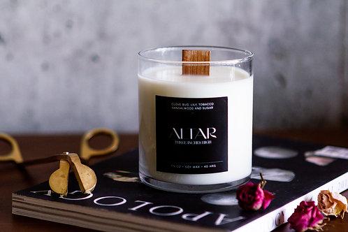 8oz Soy Wax Candle - Altar