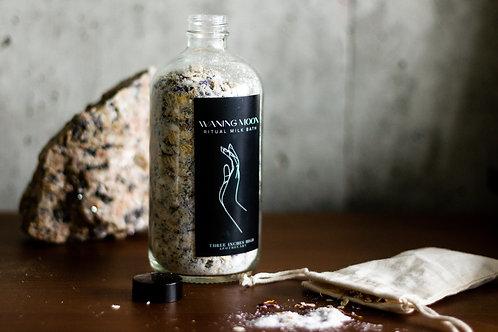 Waning Moon Ritual Milk Bath