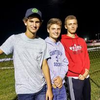 Carter, Drake & Luke, Best friends