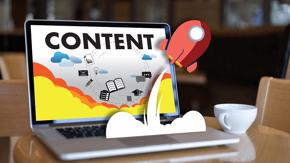 Content marketing bureau