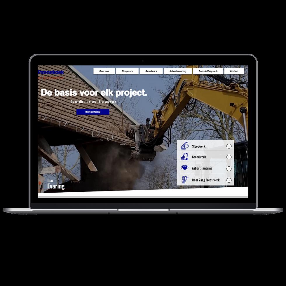 professionele website