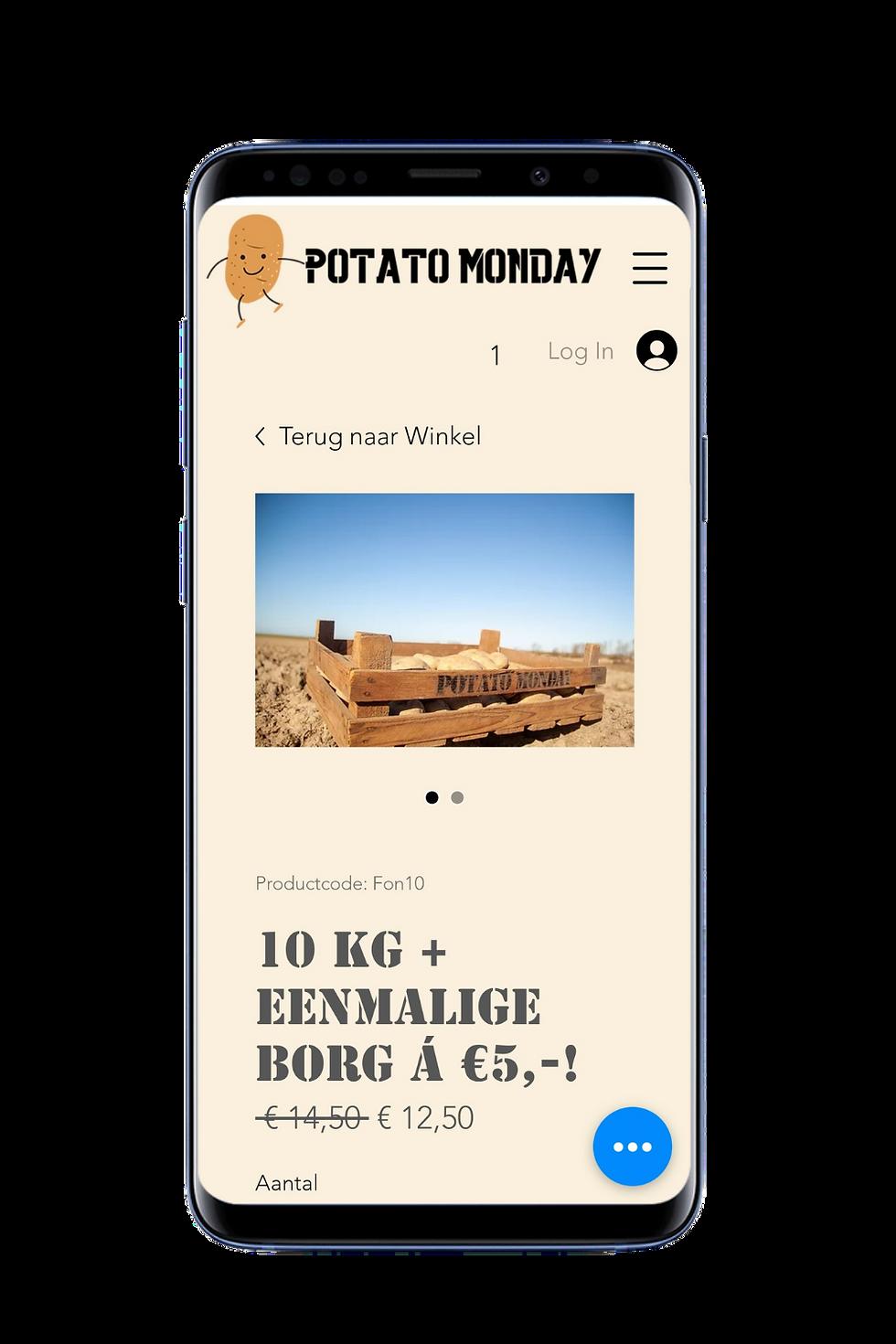 Mobiele optimalisatie Website