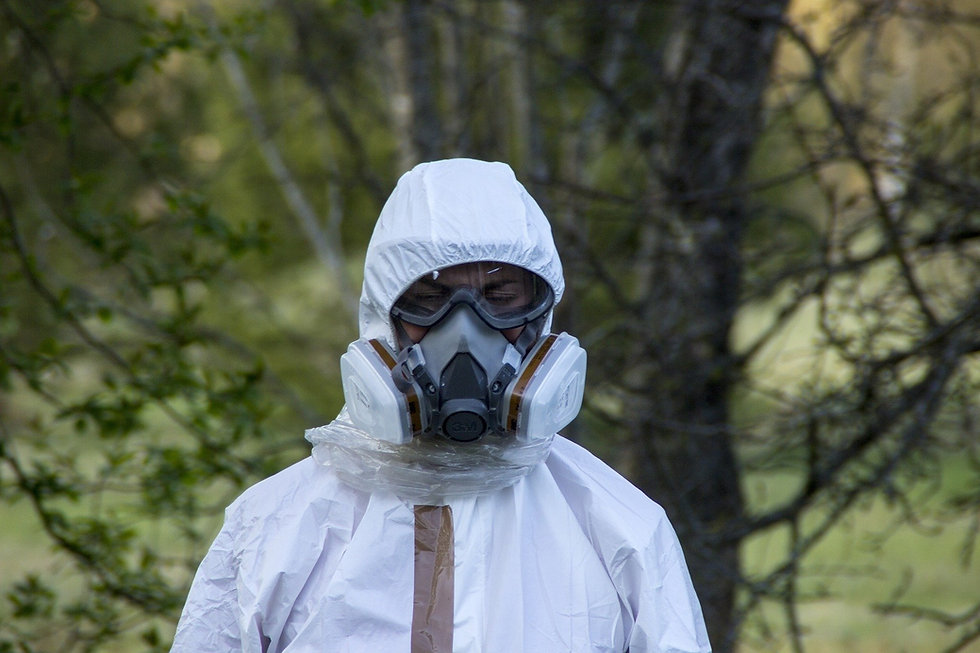 asbest slopen