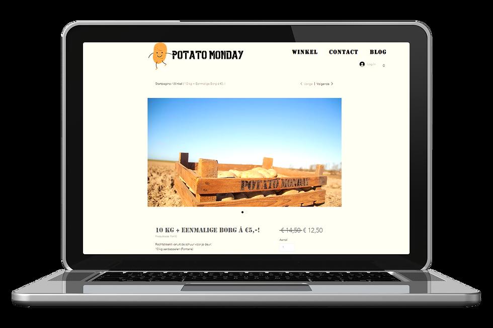 Webshop internet marketing
