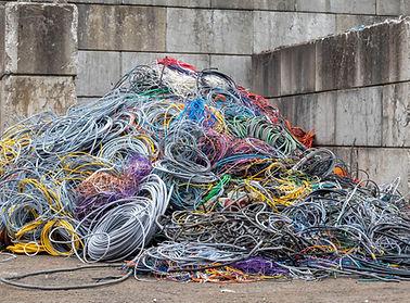 oude kabels inkoop