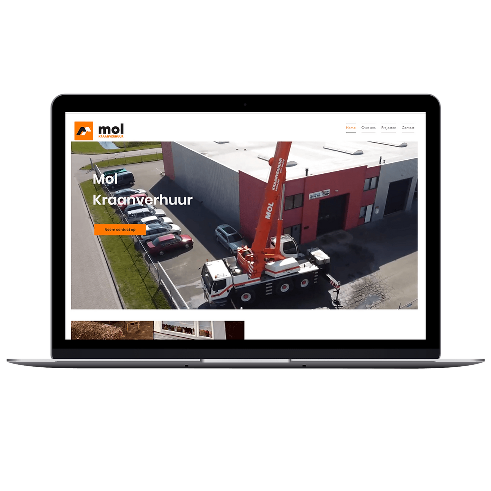 Website voor het mkb