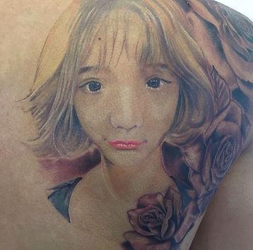 Tattoo Portraits | Duluth Ga | Tattoo Fiesta