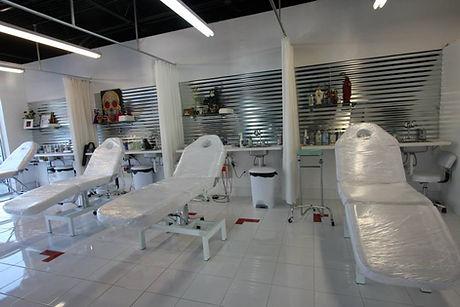 Tatto Shop work area