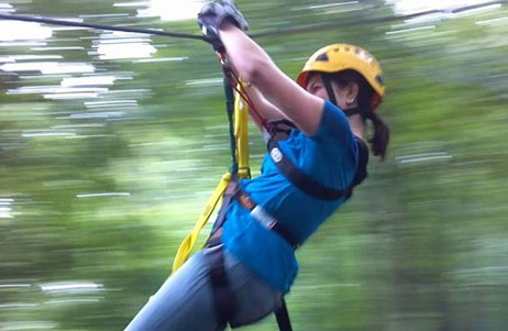 Shawnee Bluff Canopy Tour