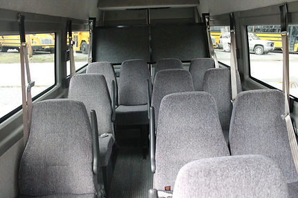 Spacious Interior - Seating for 13