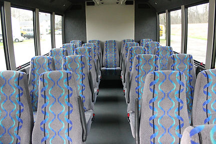 Clean and Comfortable Seating