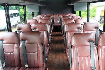 Leather Interior - Comfortable Seats