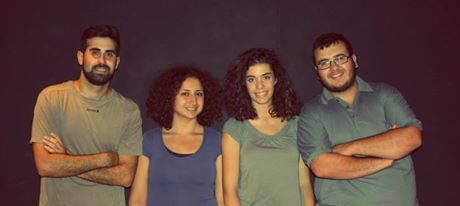 The Gaza Monologues- Ramallah 2013