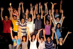 The Gaza Monologues- Ramallah 2010
