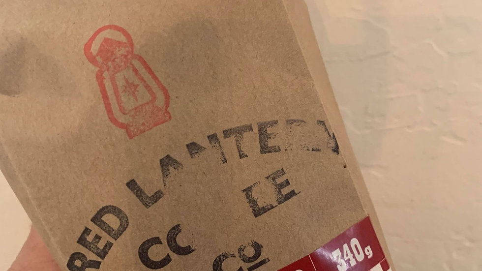 Red Lantern Coffee - Colombia