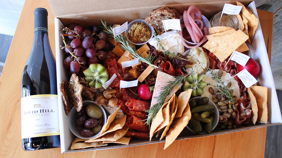 Charcuterie Box for 4
