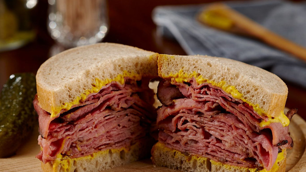 Montreal Smoked Meat Combo