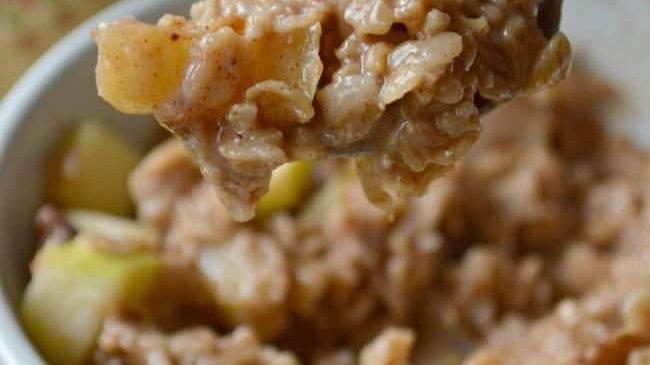 Apple & Almond Oatmeal (450gr)