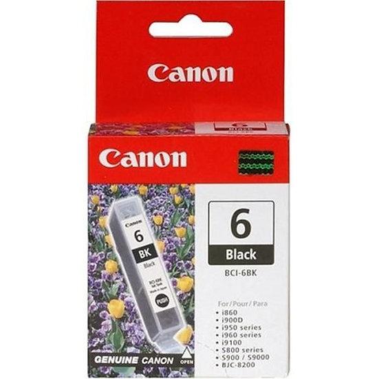 Canon Bci-6 Black Cartridge