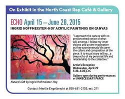 Invitation for Echo Exhibition
