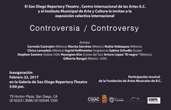 Invitation to Controversia/Controversy