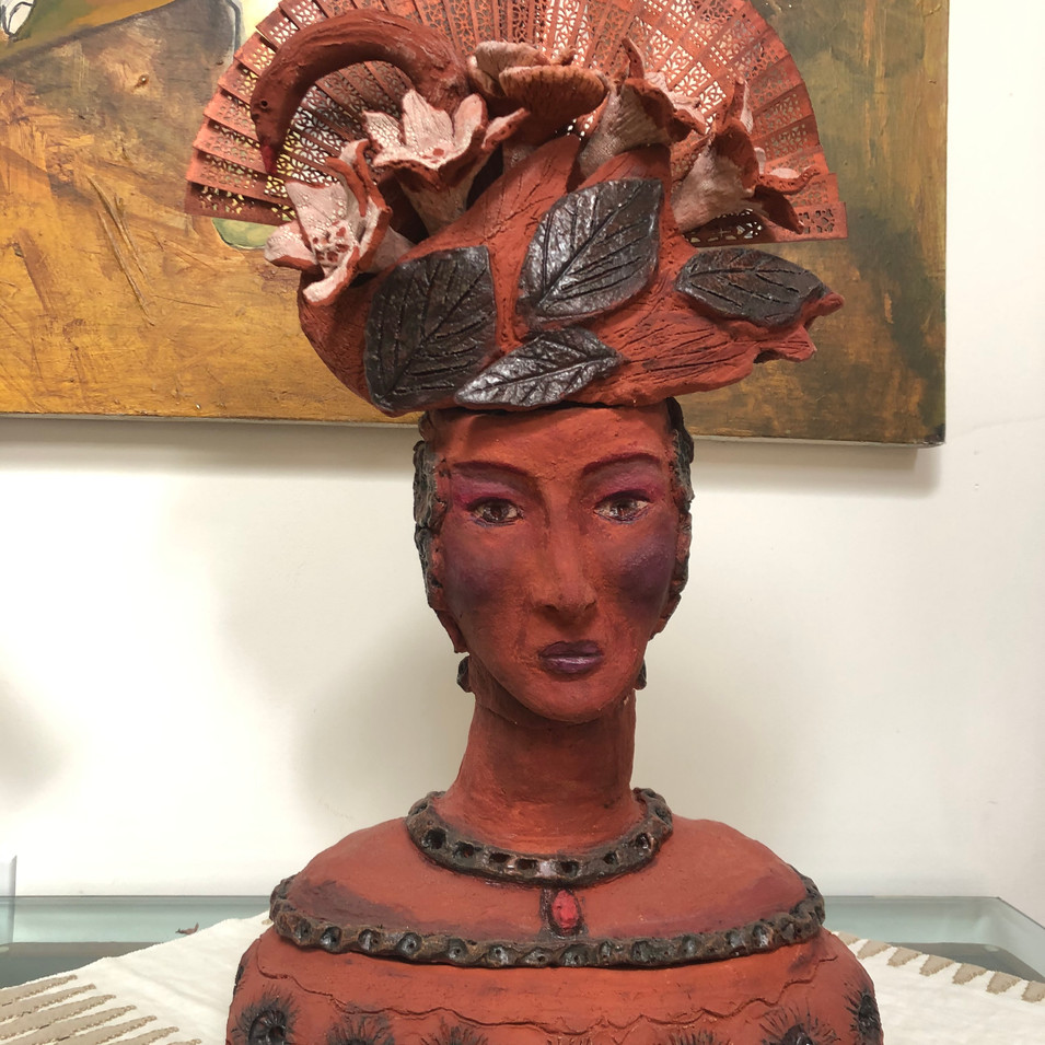 Danu Celtic Goddess (Not for Sale)