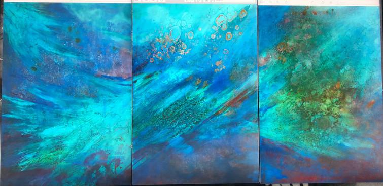 Freedom Triptych