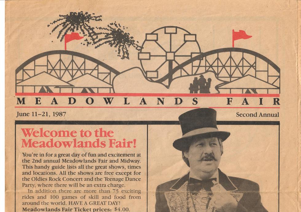 1987, East Rutherford, NJ