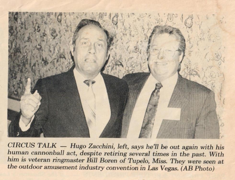 Hugo Zacchini & Bill