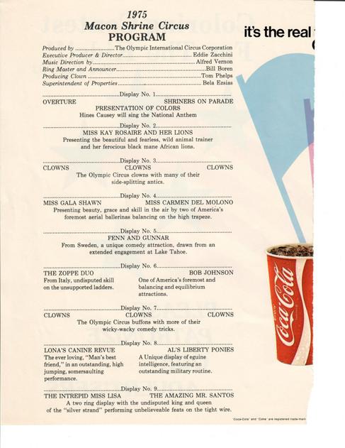 1975, Macon, GA