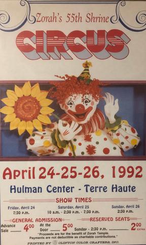 1992, Terra Haute, IN