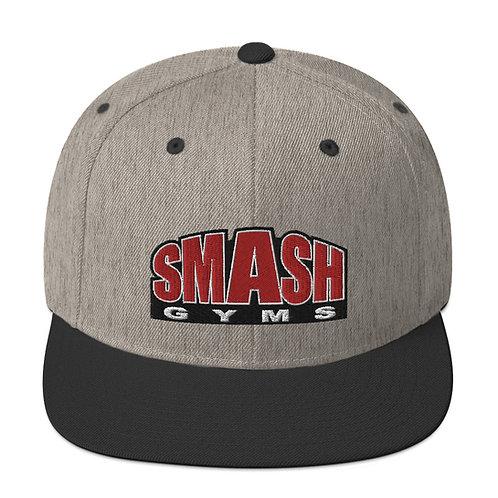 Smash Snapback Hat