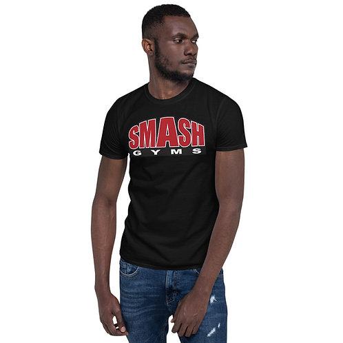 Smash Logo Short-Sleeve Unisex T-Shirt