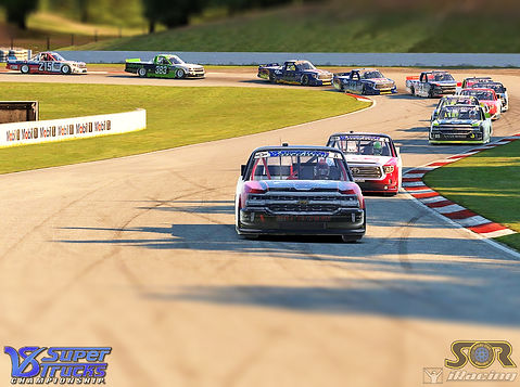 Zalenski holds on to another victory despite trouble in Pit Lane