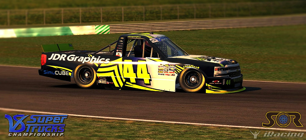 Logan Clampitt Truck