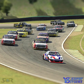 Rookies on the charge at Interlagos   Socks Out Racing