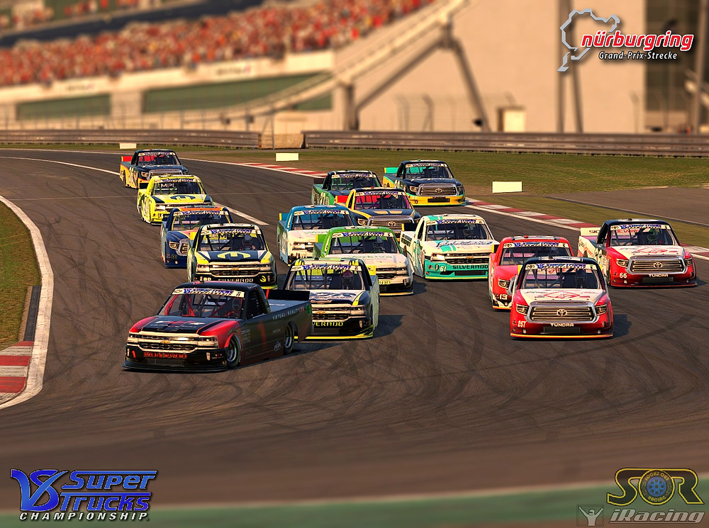 4 wide at the start