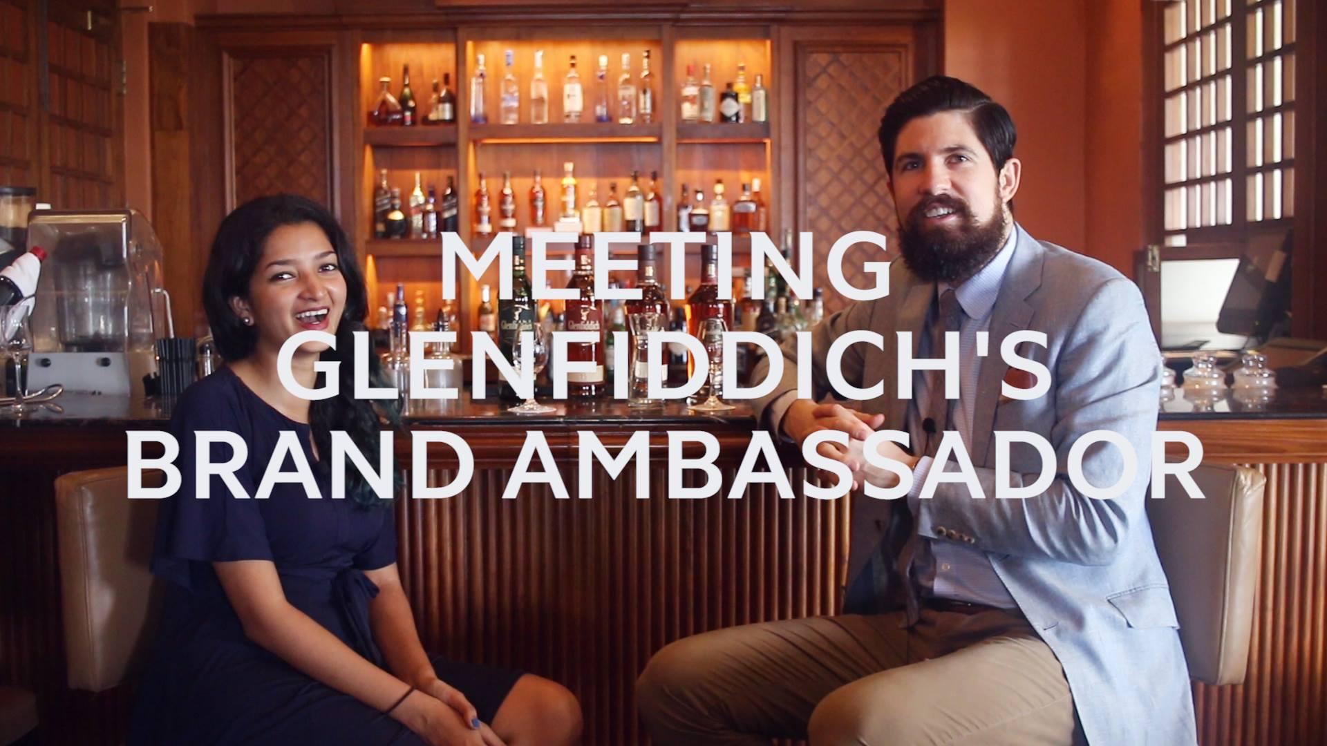 YAMU & Glenfiddich Global Brand Ambassador Discuss How to Drin...