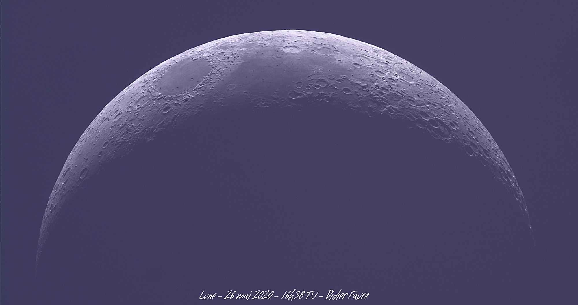 26 mai 2020 - Lune WEB