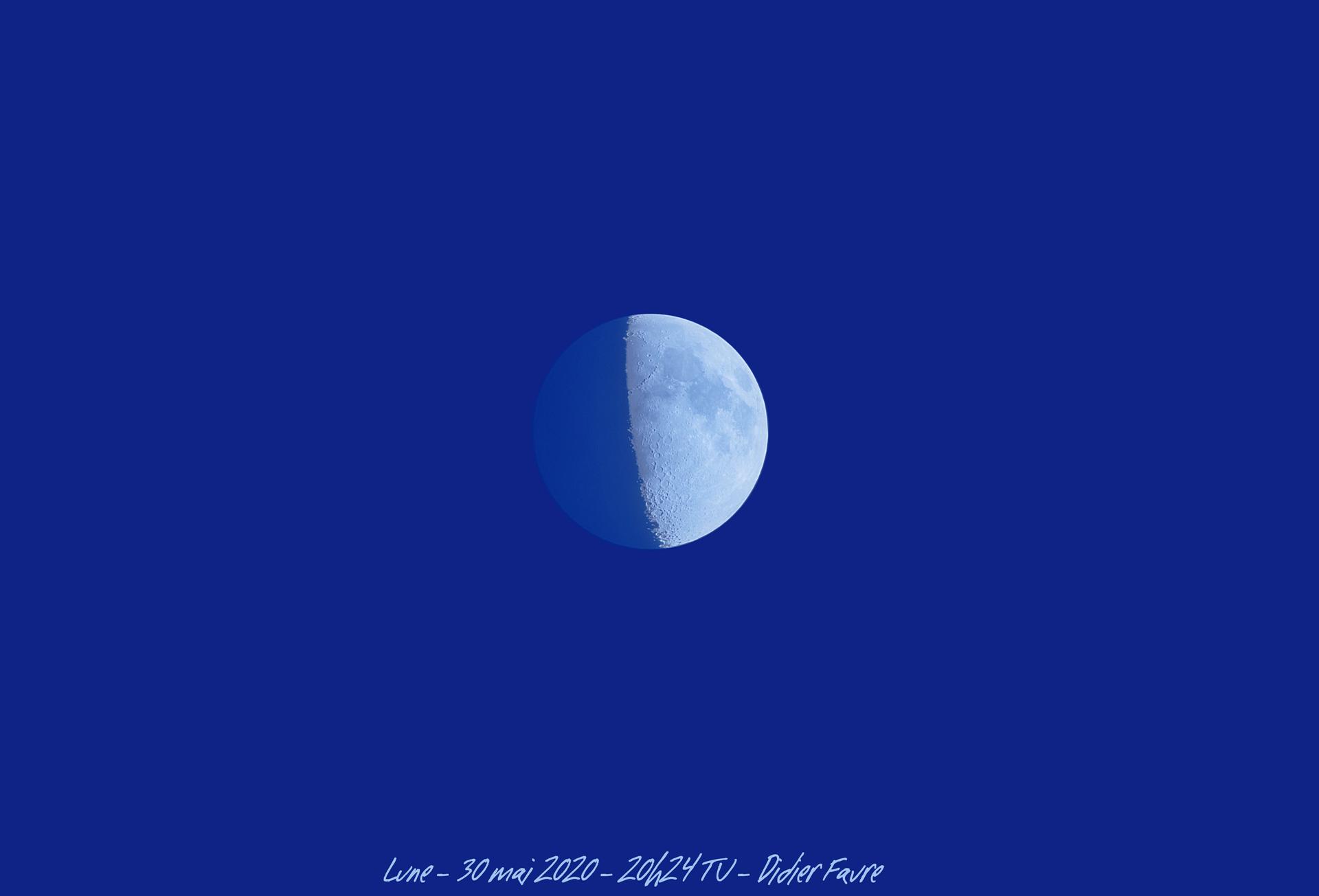 30 mai 2020 - 20h24 - Lune WEB