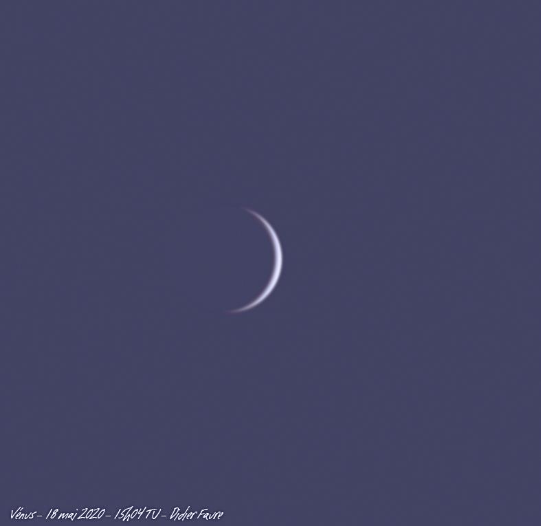18 mai 2020 - 15h04 TU Venus