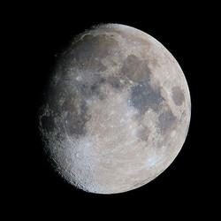 La #lune du 15 mai en couleurs